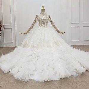 Wedding dresses puffy dresses